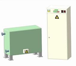 Индукционный котел горячего водоснабжения ИКН-Г